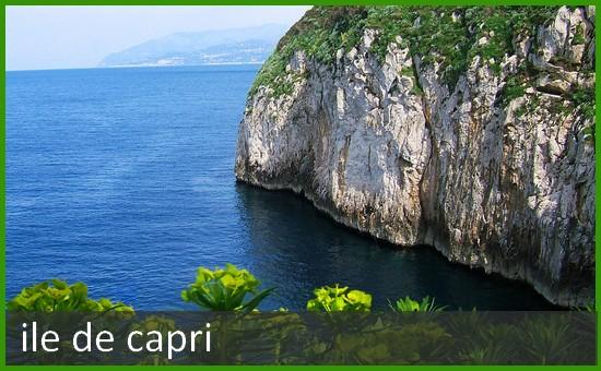 Capri en Italie
