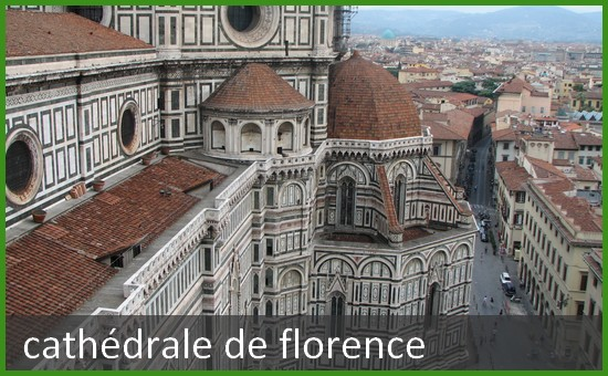 Cathedrale de Florence - Duomo