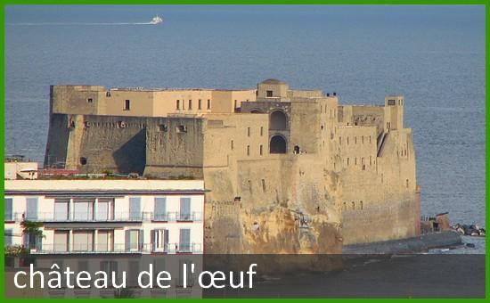 Chateau de l'Oeuf Naples