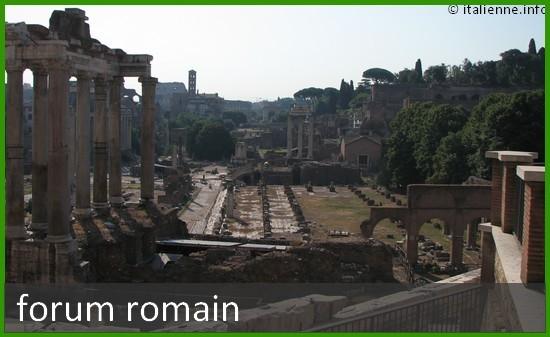 Forum Romain - Forum Romanum