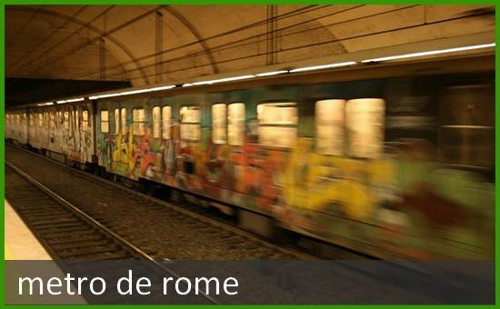 Metro de Rome