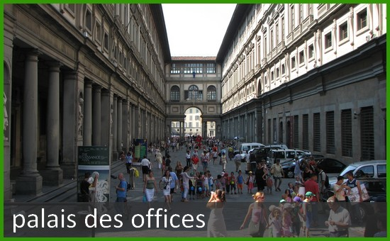 Palais des Offices Florence