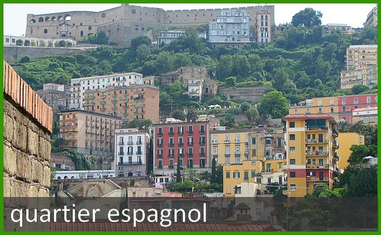 Quartier Espagnol de Naples