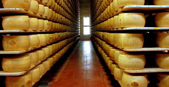 fromage d'Italie