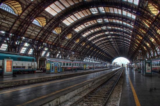 Train Italie