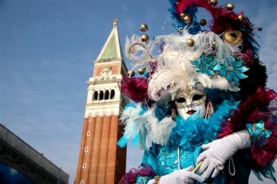 Habits du Carnaval de Venise