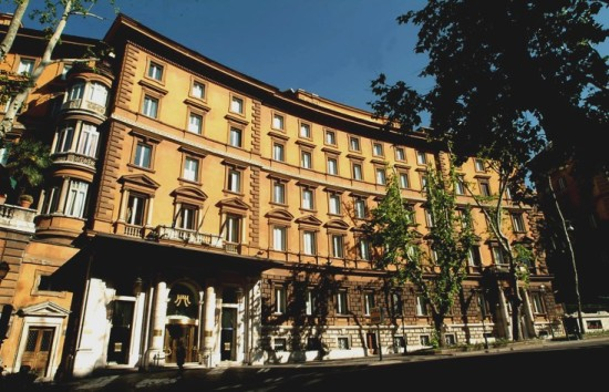 Hôtel Majestic à Rome