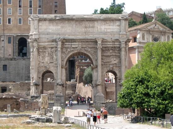 Rome pendant l'antiquité