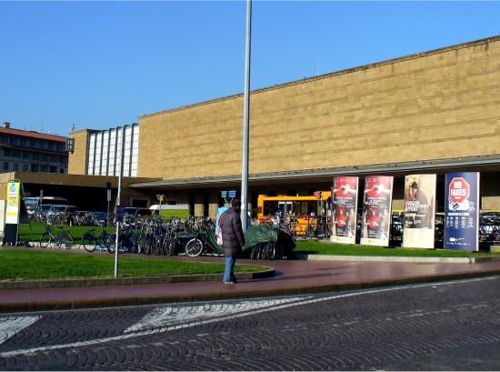 La gare de Florence