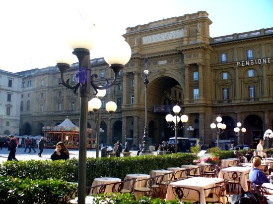 Restaurants de Florence