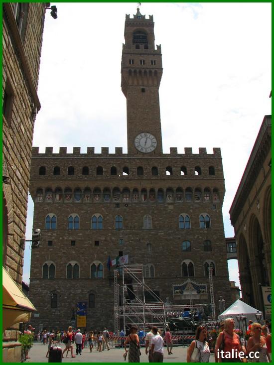 Palazzo de Florence en Italie