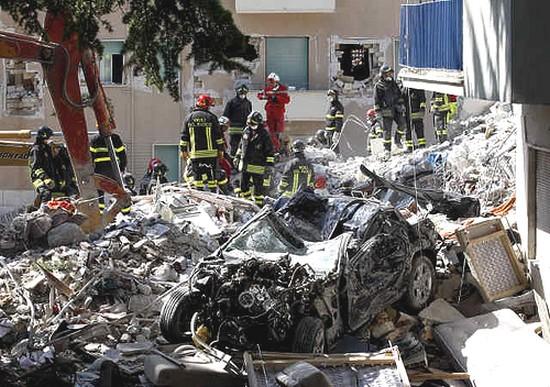 tremblement de terre italie