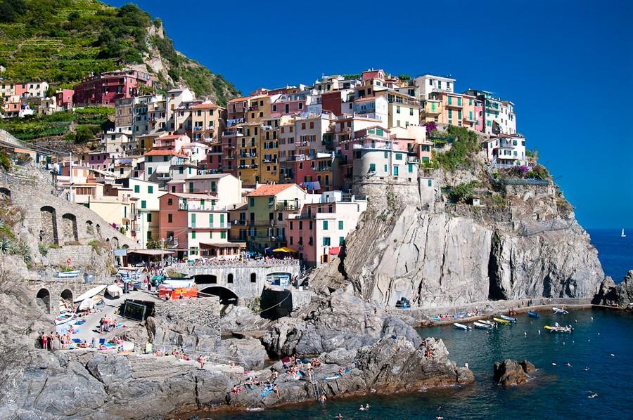 Cinq terre Italie en photo et image