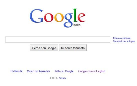 google italien