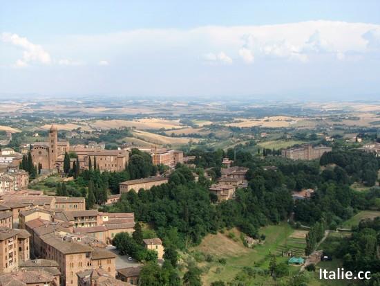 Agrotourisme en Italie, Florence, Sienne, Toscane et Rome