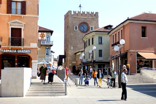 Commune de Mestre (Venise) Italie