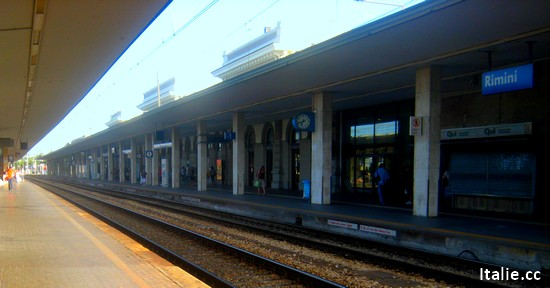 Comment reserver un train en Italie
