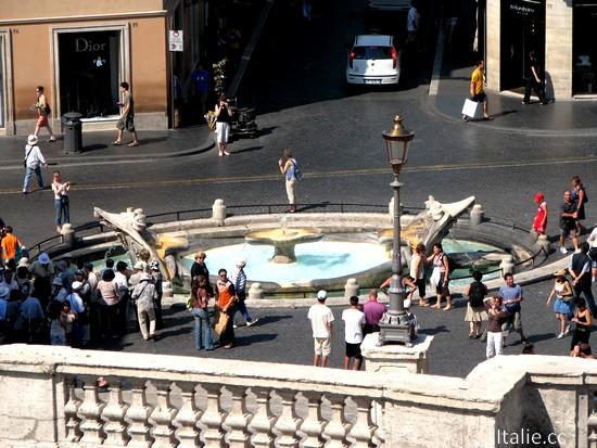 climat a rome l'été