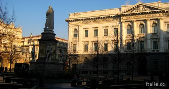 Centre ville de Milan