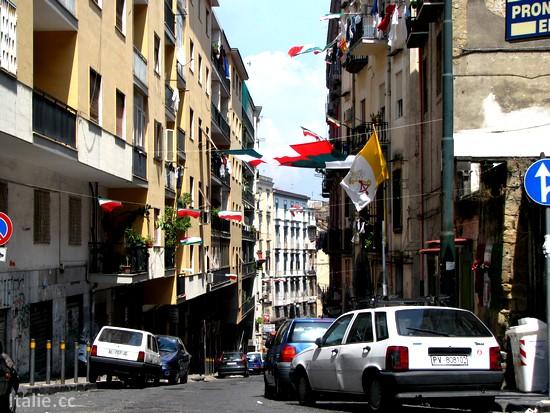se rendre de l'aéroport de Naples au centre-ville de Naples