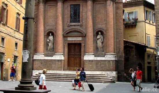 Guide pour visiter Sienne en Italie