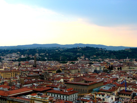 Climat Florence Italie