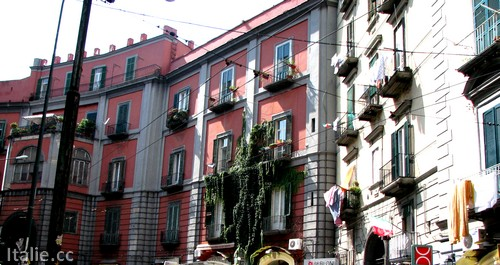 Naples tourisme