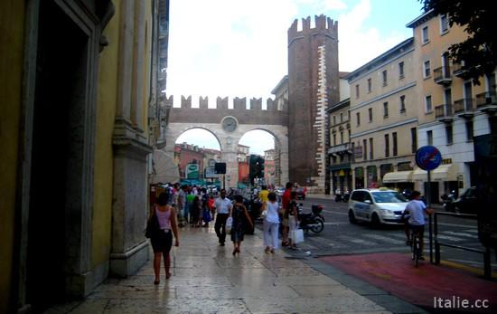 Tourisme à Vérone en Italie
