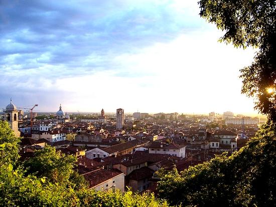 tourisme et monuments brescia italie