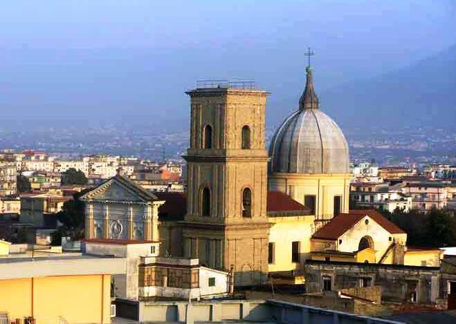 ville casoria en Italie