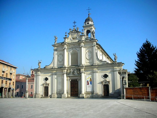 Eglise Cinisello Balsamo Italie