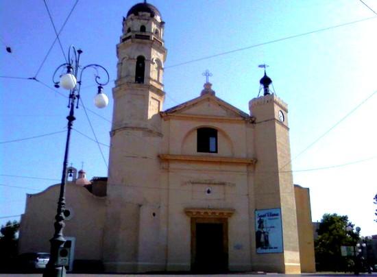 Basilique Sainte-Hélène Italie