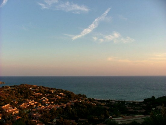 Mer Geremeas Italie