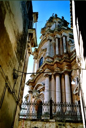 Cathedrale Raguse Italie