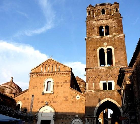 Le vieux Caserte en Italie