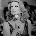 Chanteuse italienne Mina