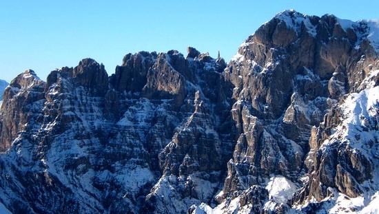 Parc des Dolomites de Belluno en Italie
