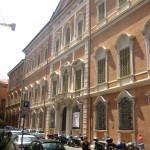 Batiment de Bologne en Italie