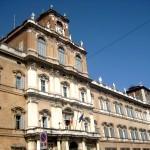 Batiment administratif italien