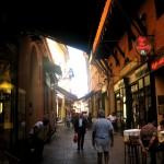 Les cafés à Bologne