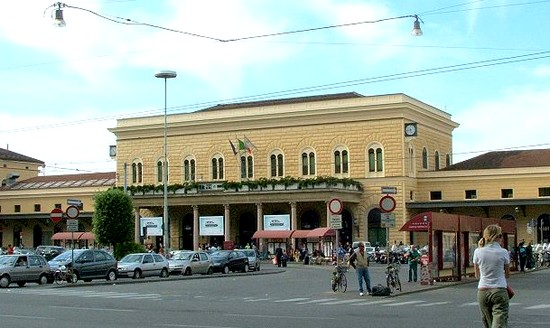Gare de Bologne Centrale