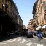 Rue à Bologne