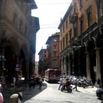 Rue à Bologne 2
