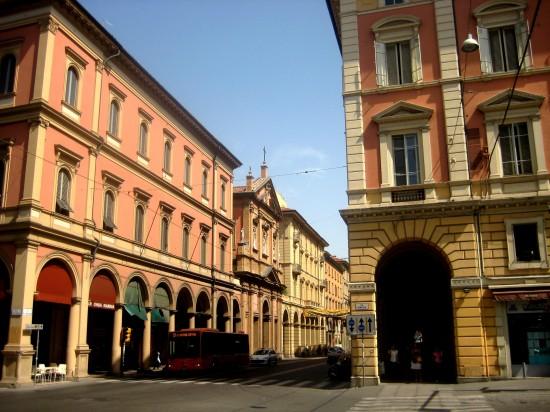 Rue de Bologne