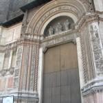 Une porte à Bologne
