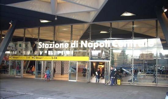 Station centrale Naples