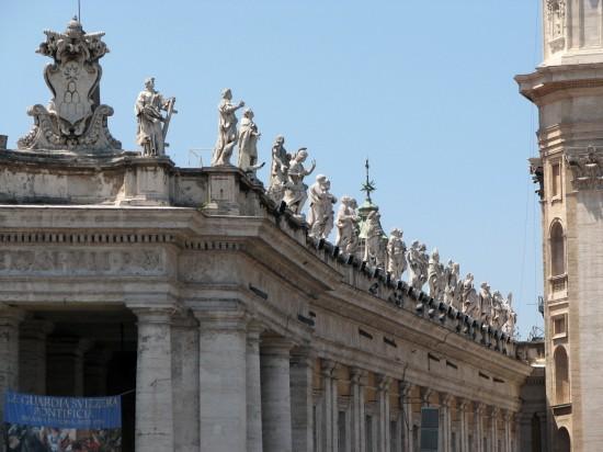 Statues du Vatican