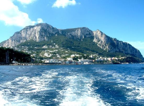 L'ile de Capri