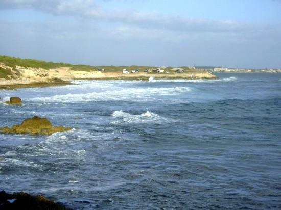 Surf a Capo Mannu