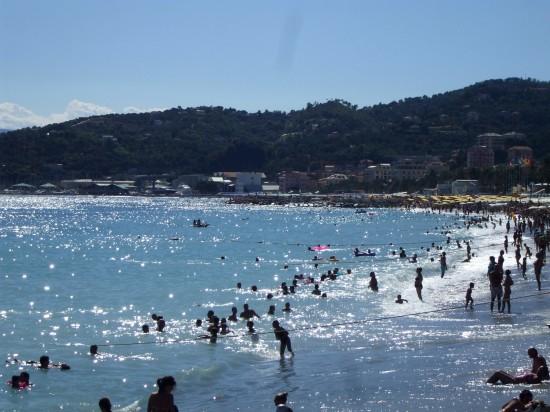 Surf a Varazze en Italie
